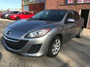 Used 2010 Mazda MAZDA3 NO ACCIDENT - SAFETY INCL for sale in Cambridge, ON