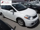 Used 2008 Nissan Versa 1.8SL for sale in Toronto, ON