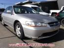 Used 1999 Honda Accord 4D Sedan for sale in Calgary, AB