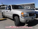 Used 2006 GMC SIERRA 1500  EXT CAB 4WD for sale in Calgary, AB