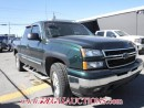 Used 2007 Chevrolet SILVERADO 1500 CLSC  EXT CAB 4WD for sale in Calgary, AB