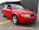 Used 2005 Audi A4  4D SEDAN 1.8T for sale in Calgary, AB