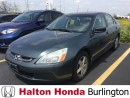 Used 2004 Honda Accord EX-L for sale in Burlington, ON