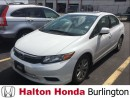 Used 2012 Honda Civic EX-L | ALLOYS | LEATHER | SUNROOF for sale in Burlington, ON