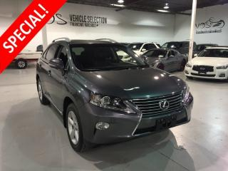 Used 2014 Lexus RX 350 - Financing Available** for sale in Concord, ON