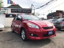 Used 2013 Toyota Matrix SUNROOF/ALLOYS/FOG LIGHTS ((CERTIFIED)) for sale in Hamilton, ON