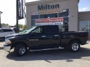 Used 2012 Dodge Ram 1500 QUAD CAB SXT 4X4 for sale in Milton, ON
