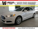 Used 2014 Ford Fusion SE| SYNC| BLUETOOTH| CRUISE CONTROL| 37,038KMS for sale in Cambridge, ON