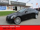 Used 2014 Cadillac ATS 2.0 Turbo Luxury  AWD, NAVI, CUE, SUNROOF, LEATHER for sale in St Catharines, ON