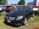 Used 2013 MERCEDES BENZ B-Class B 250 Sports Tourer  - $133.59 B/W - Low Mileage for sale in Woodstock, ON