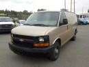 Used 2007 Chevrolet Express 2500 Cargo Van w/ Rear Shelving for sale in Burnaby, BC