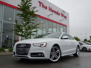 Used 2014 Audi S5 3.0T Coupe quattro Tiptronic for sale in Abbotsford, BC