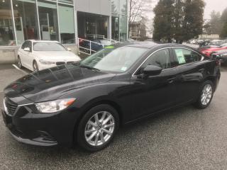 Used 2016 Mazda MAZDA6 GS for sale in Burnaby, BC