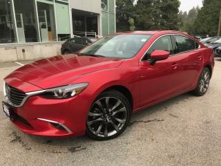 Used 2016 Mazda MAZDA6 GT for sale in Burnaby, BC