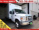 Used 2016 Ford E350 | WE WANT YOUR TRADE| OPEN SUNDAYS| for sale in Burlington, ON