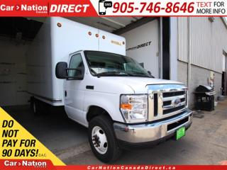 Used 2016 Ford E350 | ONE PRICE INTEGRITY| WE WANT YOUR TRADE| for sale in Burlington, ON