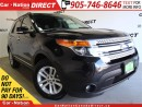 Used 2015 Ford Explorer XLT| 4X4| TOUCH SCREEN| BACK UP SENSORS| for sale in Burlington, ON
