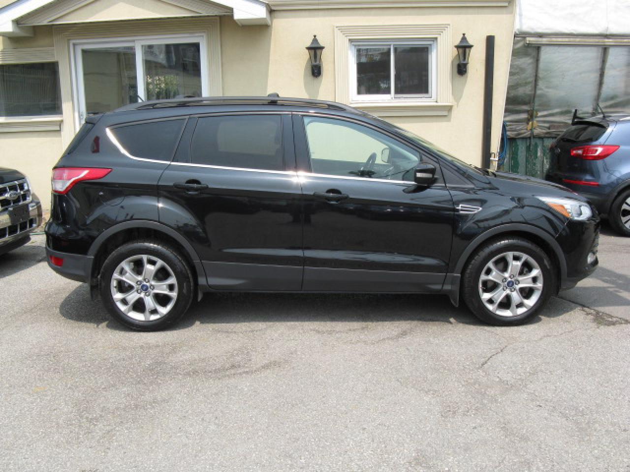 2013 Ford Escape SEL 4WD 2.0L LEATHER BLUETOOTH