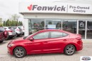 Used 2017 Hyundai Elantra Sedan GL for sale in Sarnia, ON