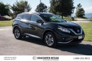 Used 2015 Nissan Murano SL AWD CVT for sale in Surrey, BC