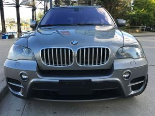 Used 2011 BMW X5 DIESEL, NO ACCIDENT, PANORAMIC ROOF, FULLY LOADED for sale in Vancouver, BC