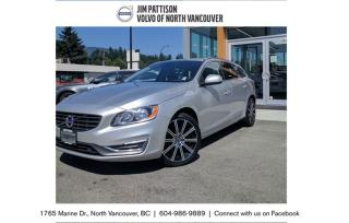 Used 2015 Volvo V60 T5 Premier Plus (2015.5) for sale in North Vancouver, BC