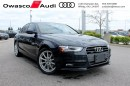 Used 2014 Audi A4 quattro Progressiv w/ Advanced Key & Start Button for sale in Whitby, ON