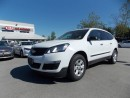 Used 2016 Chevrolet Traverse LS for sale in Quesnel, BC