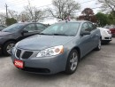 Used 2009 Pontiac G6 SE for sale in North York, ON