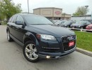 Used 2011 Audi Q7 NAVI-CAMERA-7 PSNGR- PANORAMIC-LOW KM'S!!!! for sale in Scarborough, ON