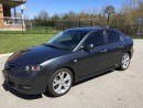 Used 2008 Mazda MAZDA3 GT for sale in Brampton, ON