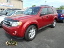 Used 2011 Ford Escape XLT Automatic 3.0L for sale in Hamilton, ON