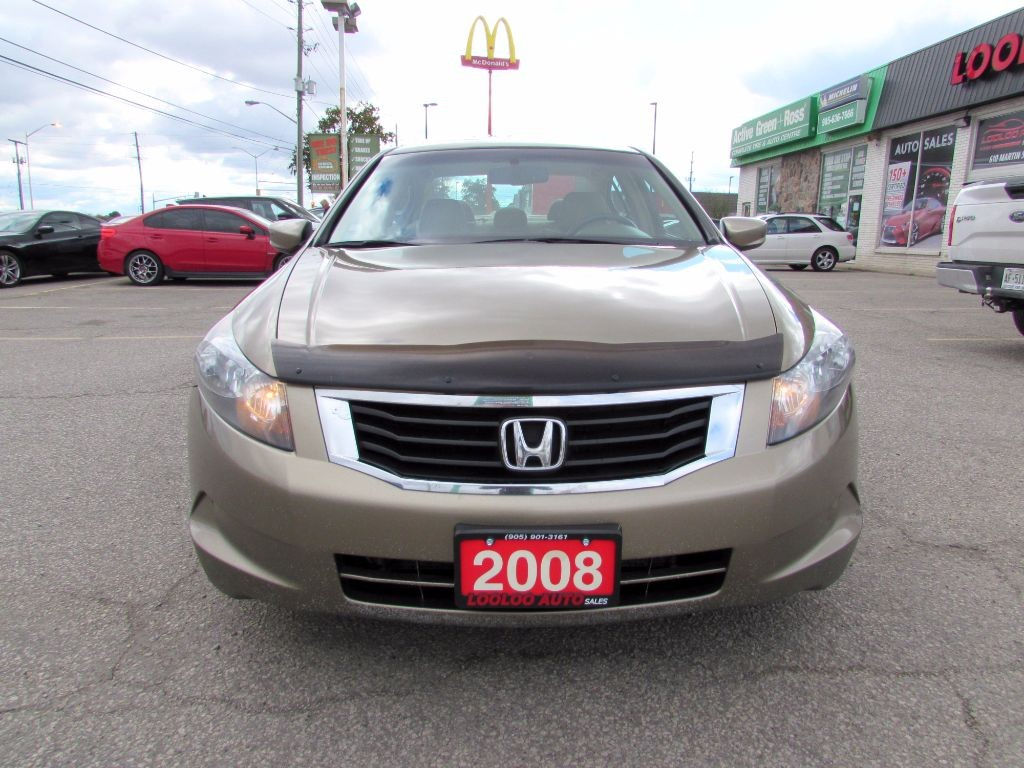 Used 2008 honda accord ex l sunroof leather certified 2yr for Milton martin honda used cars