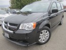 Used 2015 Dodge Grand Caravan CVP-super clean-certified for sale in Mississauga, ON