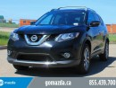 Used 2014 Nissan Rogue SL LEATHER NAVI ROOF 2 SETS OF TIRES REMOTE STARTER!! for sale in Edmonton, AB