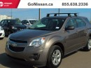 Used 2010 Chevrolet Equinox LS All-wheel Drive Sport Utility for sale in Edmonton, AB