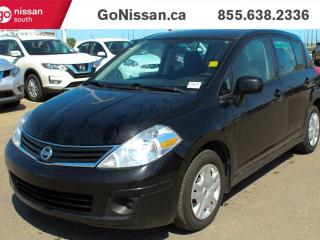 Used 2012 Nissan Versa 1.8 S 4DR HATCHBACK for sale in Edmonton, AB