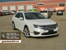 Used 2012 Ford Fusion SPORT for sale in Edmonton, AB