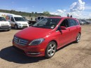 Used 2014 Mercedes-Benz B-Class B 250 Sports Tourer for sale in Edmonton, AB
