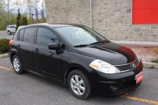 Used 2009 Nissan Versa 1.8 SL FE+ for sale in Cornwall, ON