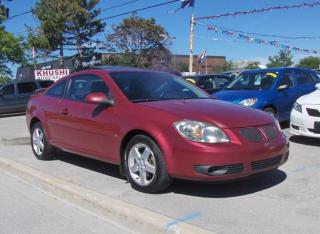 Used 2007 Pontiac G5 SE w/1SA for sale in Brampton, ON
