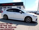 Used 2016 Subaru WRX STI SPORT-TECH PKG NAVIGATION CAMERA CERTIFIED for sale in Milton, ON