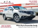 Used 2012 Honda CR-V TOURING | TOP OF LINE | NAVIGATION - FORMULA HONDA for sale in Scarborough, ON