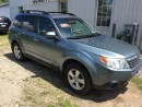 Used 2009 Subaru Forester X w/Prem/All-Weather for sale in Beeton, ON