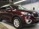 Used 2016 Kia Sorento LX+, BACKUP CAM, SIRIUS, HEATED SEATS, BLUETOOTH, AUX/USB for sale in Edmonton, AB