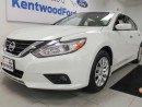 Used 2016 Nissan Altima the ALTIMAte sedan! push start! back up cam! sleek and stylish! for sale in Edmonton, AB