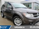 Used 2015 Dodge Journey 7 PASS NAV BACK UP CAMERA for sale in Edmonton, AB