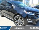 Used 2016 Ford Edge Sport LOW KM Pano Roof Nav Leather for sale in Edmonton, AB