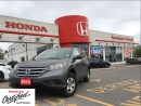 Used 2014 Honda CR-V LX, ORIGINAL ROADSPORT VEHICLE for sale in Scarborough, ON