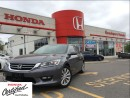 Used 2014 Honda Accord Sedan EX-L, one owner, clean carproof report for sale in Scarborough, ON